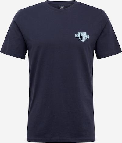 Lee Majica | temno modra / bela barva, Prikaz izdelka