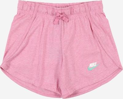 Nike Sportswear Shorts in rosa, Produktansicht