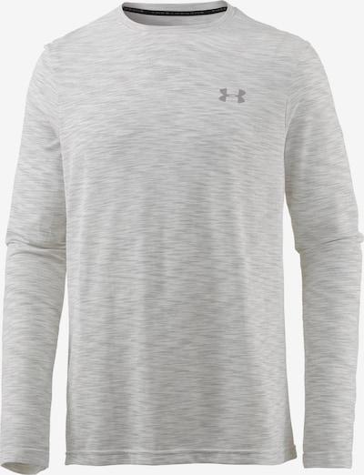 UNDER ARMOUR Vanish Seamless Shirt in weiß, Produktansicht