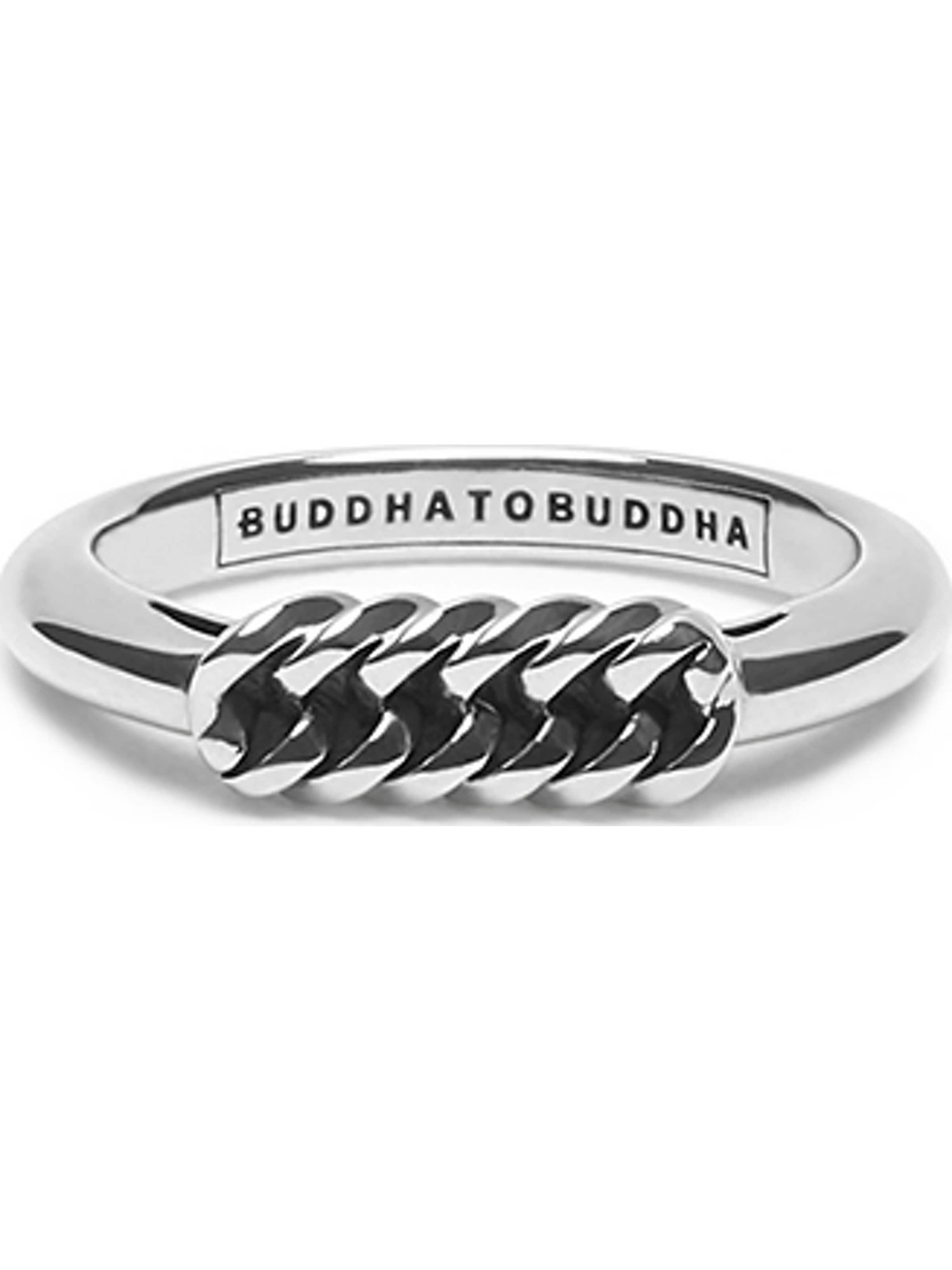 In Katja' Silber Ring 'refined To Buddha KlJF1cT