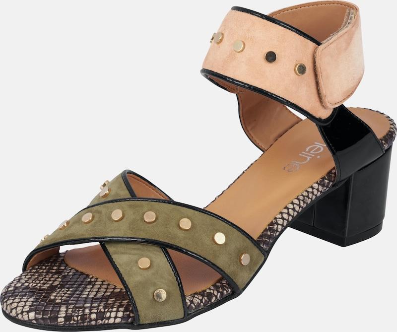 heine Sandalette mit Nietenbesatz