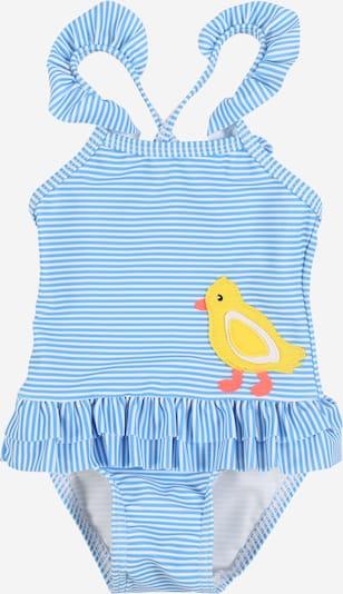 STACCATO Badpak in de kleur Blauw / Wit, Productweergave