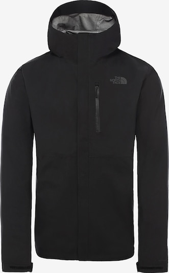 THE NORTH FACE Regenjacke 'Dryzzle FL' in schwarz, Produktansicht