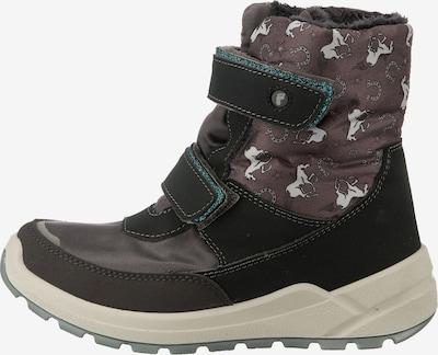 RICOSTA Stiefel in braun / schwarz, Produktansicht