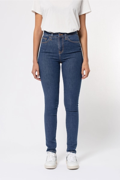 Nudie Jeans Co Jeans in blue denim, Modelansicht
