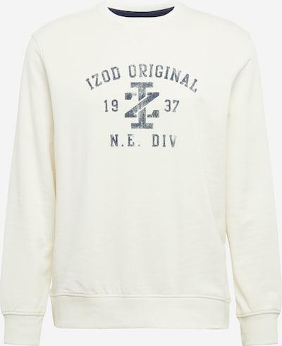 IZOD Majica | kremna / encijan barva, Prikaz izdelka
