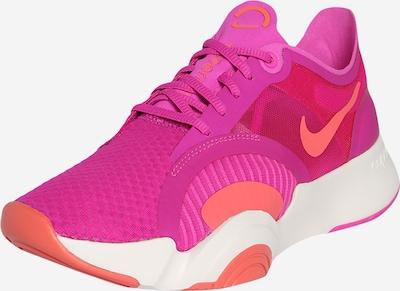 NIKE Sportschoen 'SuperRep Go' in de kleur Sinaasappel / Pink, Productweergave