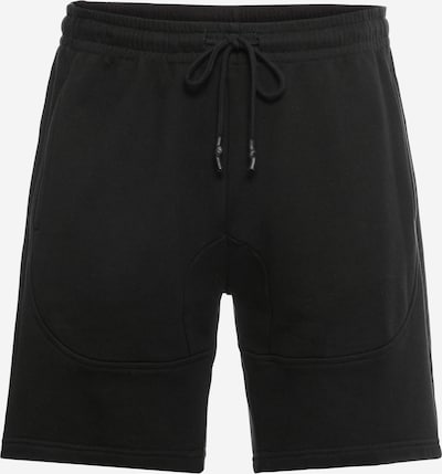 Urban Classics Kurze Sweatpants 'Terry Shorts' in schwarz, Produktansicht