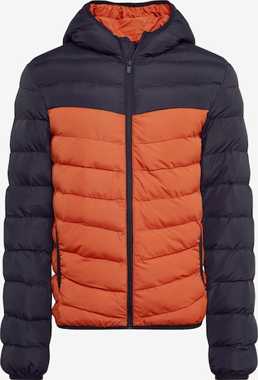 BRAVE SOUL Veste d'hiver 'MJK-GRANTHAMPKA' en orange / noir, Vue avec produit