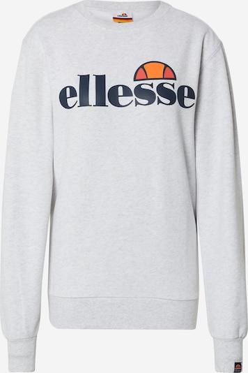 ELLESSE Sweatshirt 'Agata' in hellgrau, Produktansicht