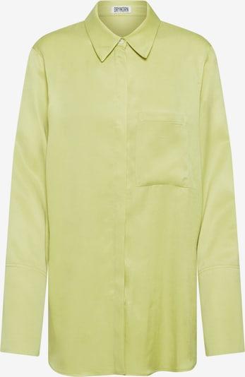 DRYKORN Bluse 'CHARLEE' in limone, Produktansicht