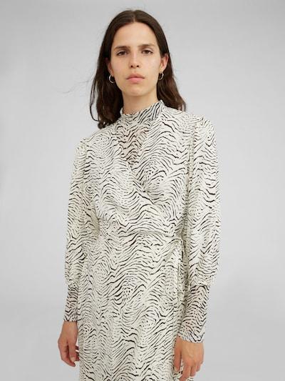 Suknelė 'Alene' iš EDITED , spalva - smėlio / juoda / balta, Modelio vaizdas
