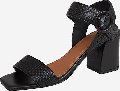 EDITED Sandalette 'Indra' in schwarz, Produktansicht