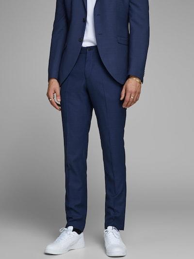 Pantaloni cu dungă JACK & JONES pe albastru, Vizualizare model