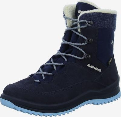 LOWA Stiefel in navy / hellblau, Produktansicht