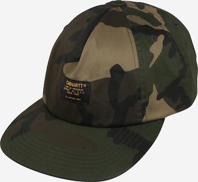 Carhartt WIP Cap in braun / dunkelgrün, Produktansicht