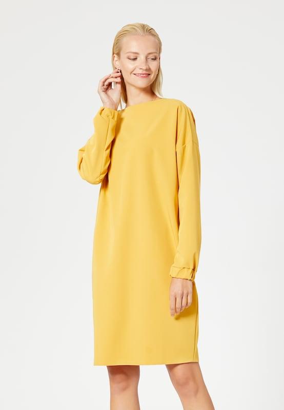 Elegante Outfits 2020: Hochgeschlossene Kleider -RISA Blusenkleid