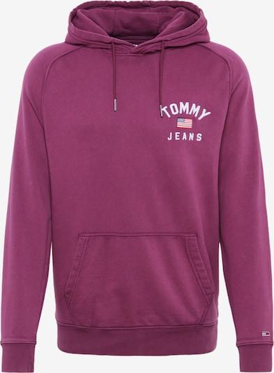 Tommy Jeans Mikina - burgundská červeň, Produkt