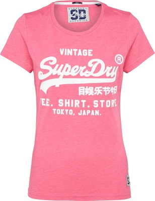 Superdry Shirt 'OVERDYED ENTRY'