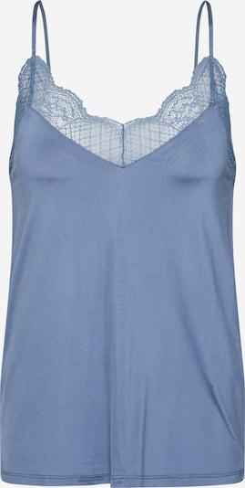 Samsoe Samsoe Top 'Linda' in blau, Produktansicht