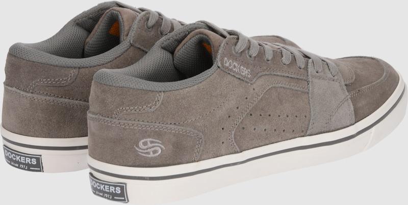 Dockers by Gerli Sneaker Sneaker Gerli aus Veloursleder 797e59