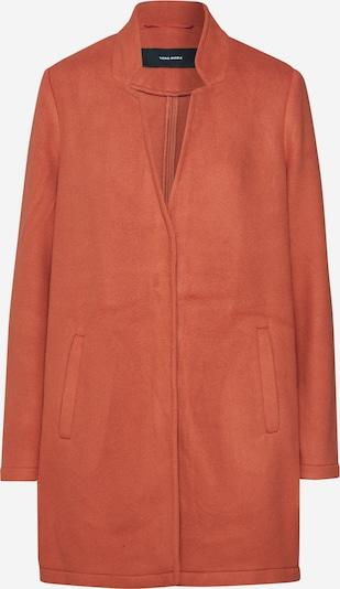 Palton de primăvară-toamnă 'VMBRUSHEDKATRINE' VERO MODA pe roșu orange, Vizualizare produs