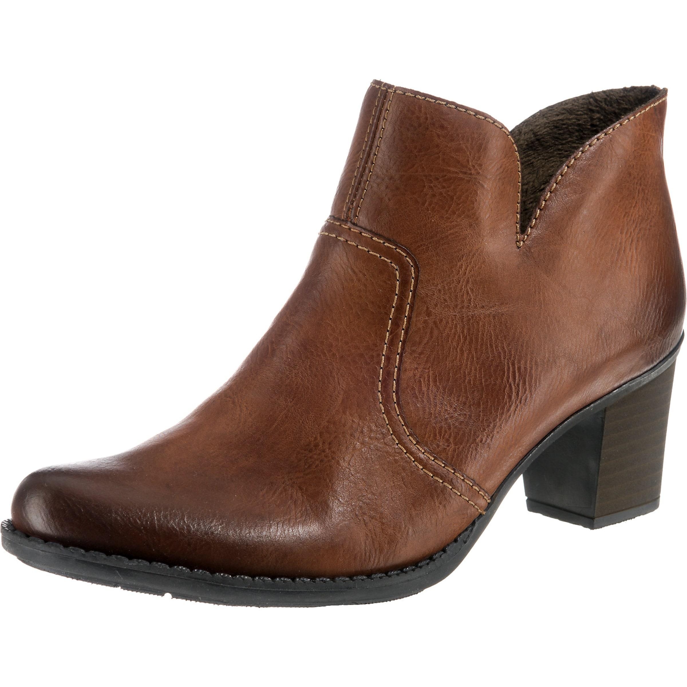 Ankle Rieker Hellbraun Rieker In In boots In Ankle Ankle Rieker boots boots Hellbraun w0XO8nPk