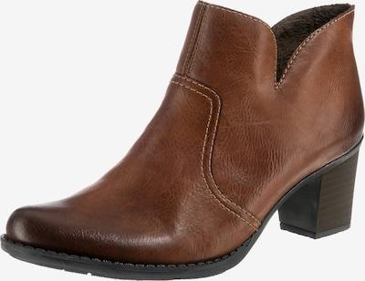 RIEKER Ankle-Boots in hellbraun, Produktansicht