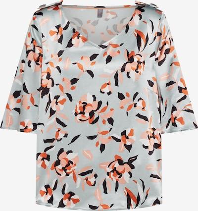 CULTURE Bluse 'Mirjam' in grau / mischfarben, Produktansicht