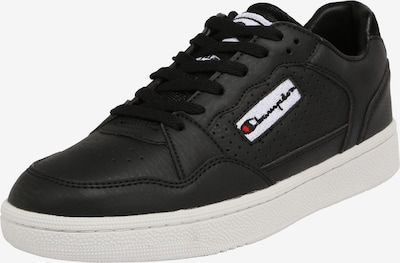 Champion Authentic Athletic Apparel Baskets basses 'CLEVELAND' en noir / blanc, Vue avec produit
