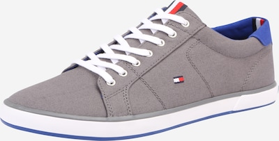 TOMMY HILFIGER Sneaker in blau / grau, Produktansicht