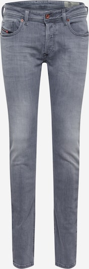 DIESEL Jeans 'SLEENKER-X' in grey denim, Produktansicht