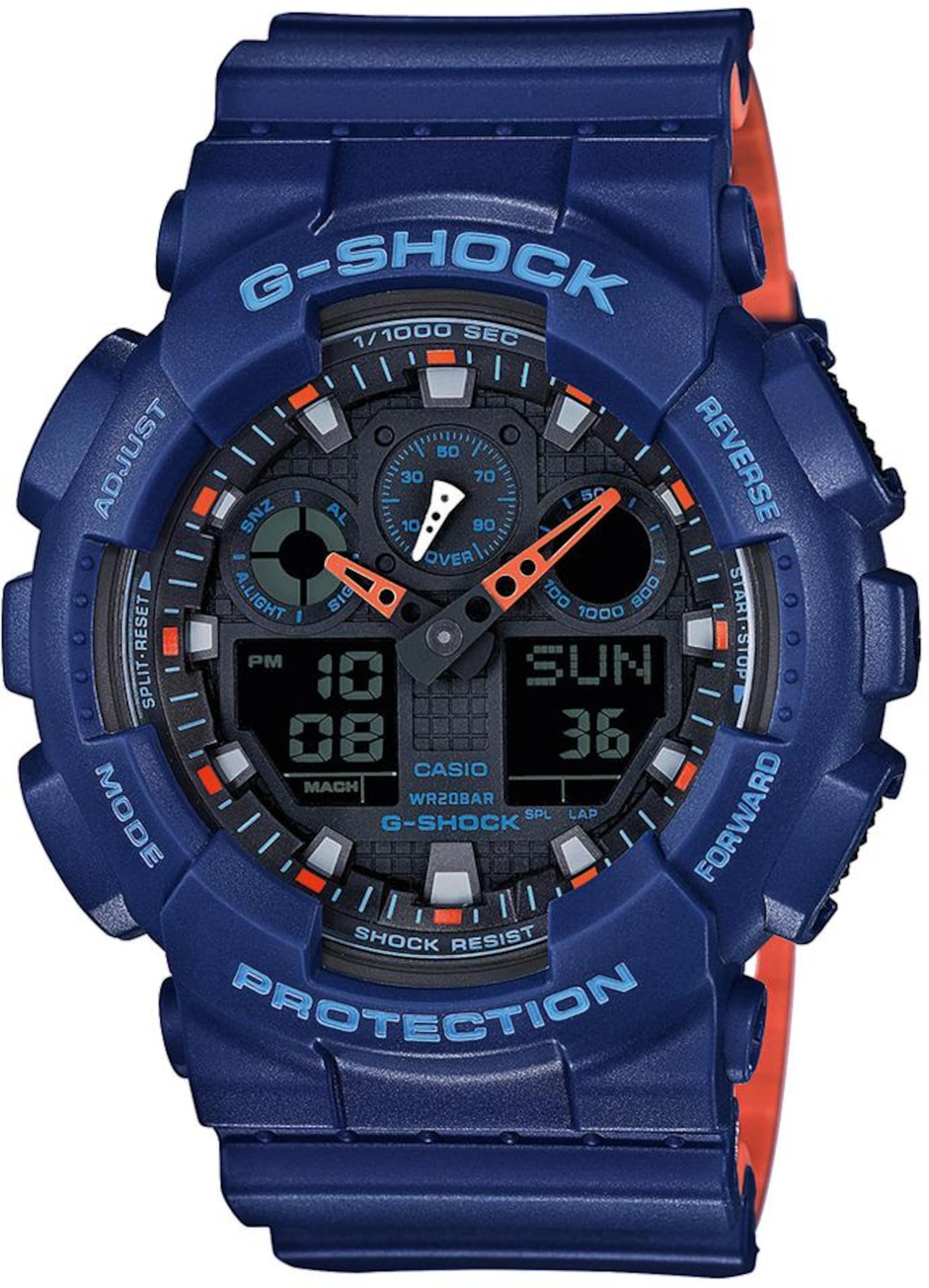 CASIO G-Shock Chronograph Nicekicks Rabatt Bester Verkauf Freies Verschiffen Große Diskont Limit Rabatt VJmTVEHIx