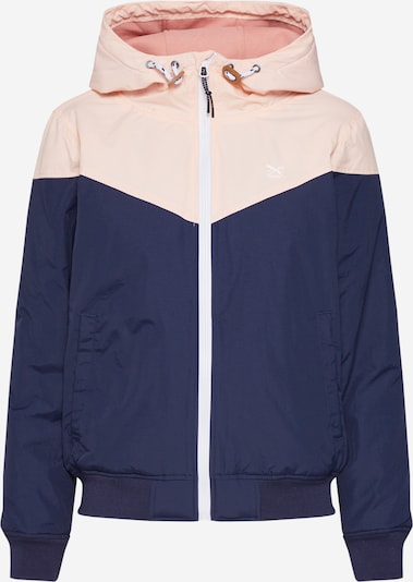 Iriedaily Funkcionalna jakna | mornarska / rosé barva, Prikaz izdelka