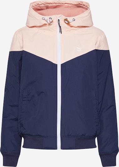 Iriedaily Tehnička jakna u mornarsko plava / rosé, Pregled proizvoda