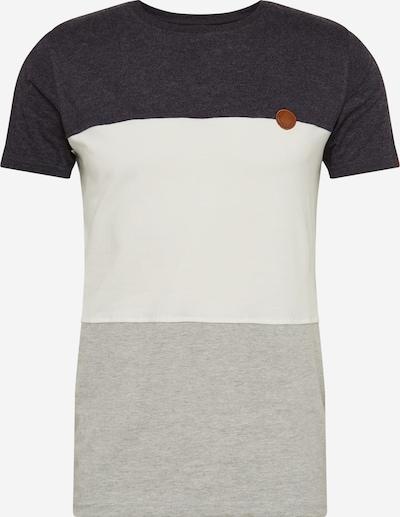 Alife and Kickin T-Shirt 'Ben' en beige / crème / gris, Vue avec produit