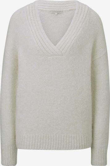 TOM TAILOR DENIM Pullover in naturweiß, Produktansicht