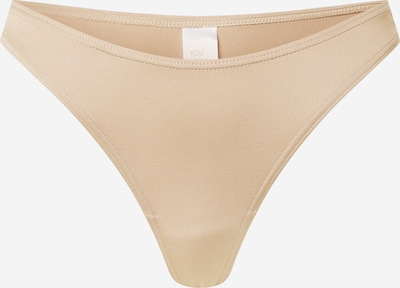 OW Intimates Thong 'Hanna' in nude, Produktansicht