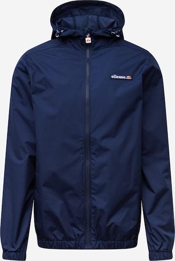 ELLESSE Funkcionalna jakna | mornarska barva, Prikaz izdelka