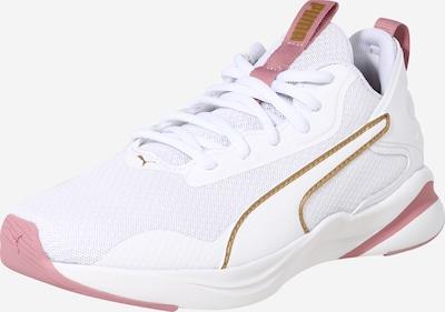 PUMA Chaussure de sport en noisette / rosé / blanc, Vue avec produit