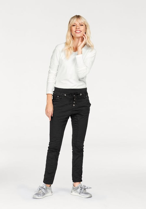PLEASE Boyfriend-Jeans 'P61A'