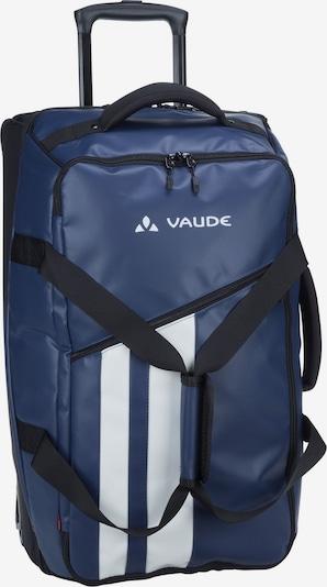 VAUDE Reisetasche 'Rotuma' in marine / weiß, Produktansicht