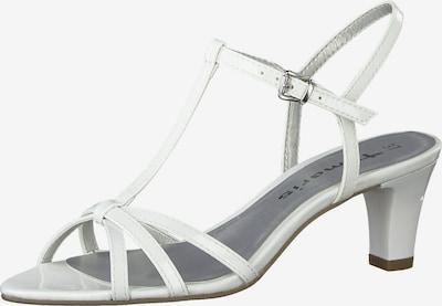 TAMARIS Sandały z rzemykami w kolorze białym, Podgląd produktu