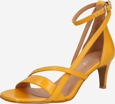 Shoe The Bear Sandale 'ROSANA STRAP L' in gelb, Produktansicht
