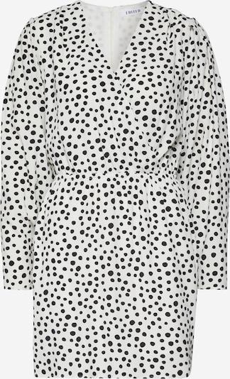 EDITED Sukienka 'Rhianna' w kolorze czarny / białym, Podgląd produktu