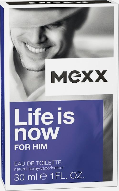 MEXX 'Life is Now', Eau de Toilette