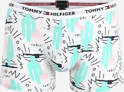 Tommy Hilfiger Underwear Trunk in jade / schwarz / weiß, Produktansicht