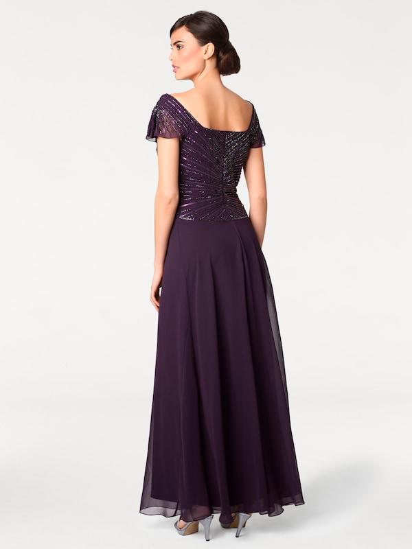 Ashley Brooke by heine Abendkleid Pailletten