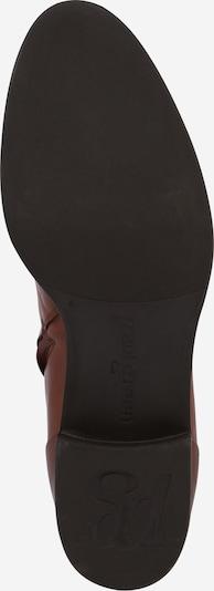 Paul Green Bottines en chocolat: Vue de dessous