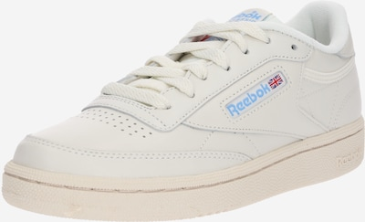 Reebok Classic Sneaker 'CLUB C 85' in hellblau / offwhite, Produktansicht